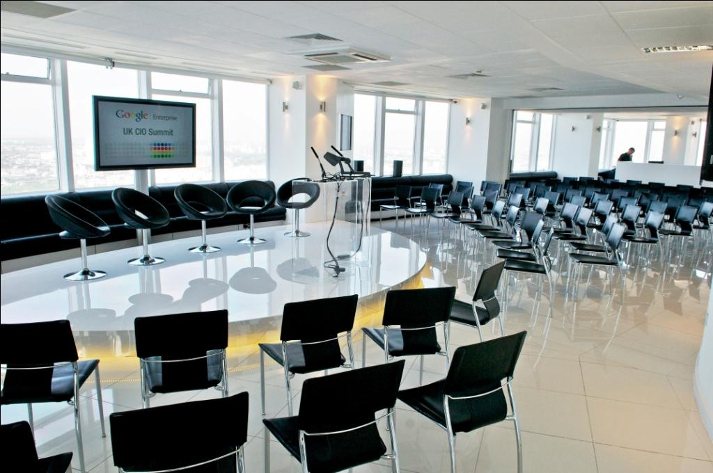 Altitude London is one of the capital's most popular meetings venues.