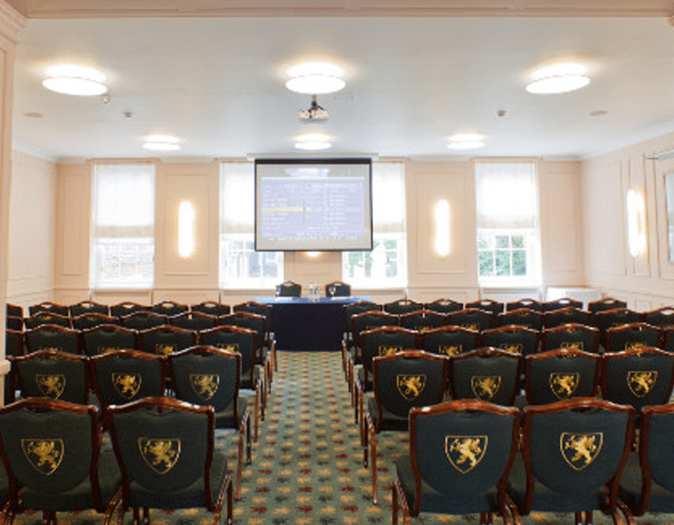 This central London venue is ideal for conferences, meetings and corporate events.