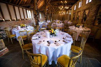 Wedding banquet venue