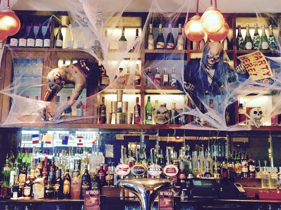 This dedicated party playground is one of London's best places for Halloween fun.