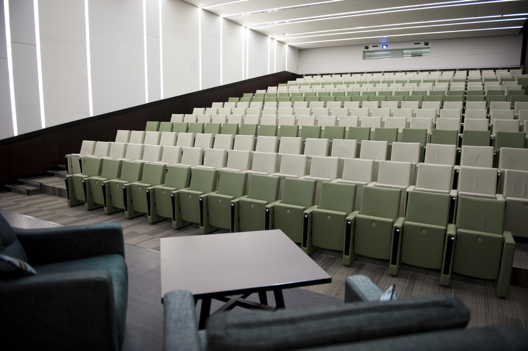30 Euston Square - Auditorium & Exhibition Space 01