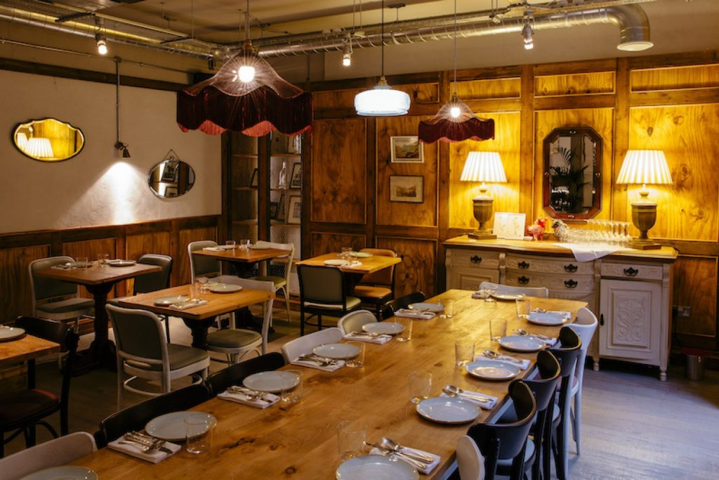 e44d42235656c Christmas Party in January: Top London Venues