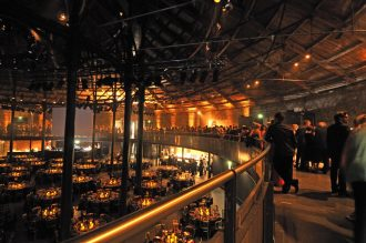 Round House 03 Camden Town London prom venues