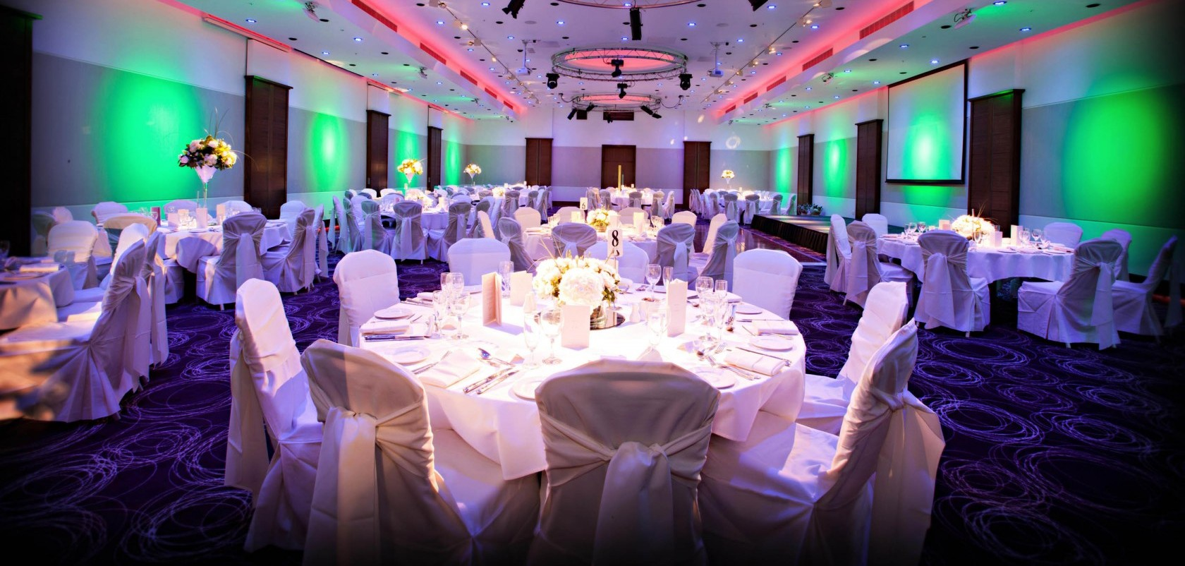 Seating arrangements: What's the best for your event?