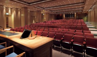 Royal College of Surgeons - Lecture Room 01 conference venue central london