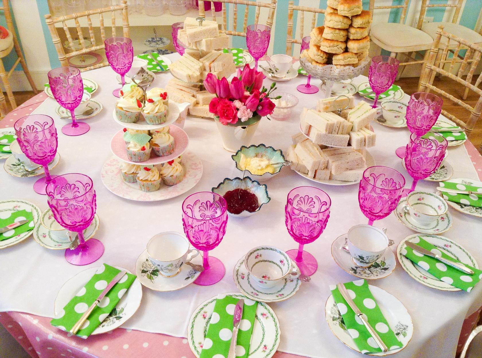 Teaparty: Best Tea Party Venues In London