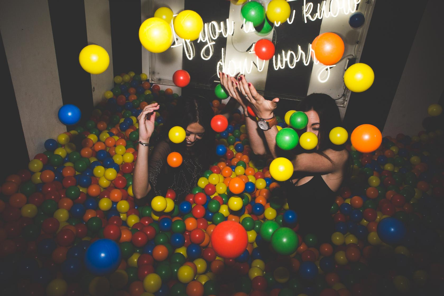 A surprise party at Cirque le Soir is sure to go off with a bang.