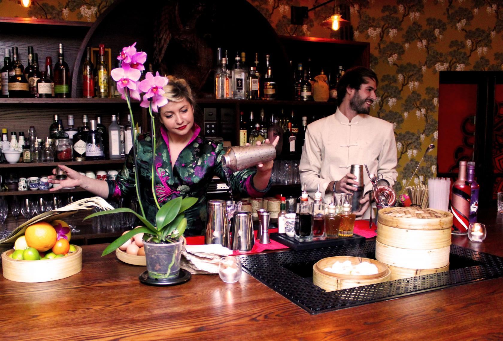 Opium Cocktail & Dim Sum Parlour