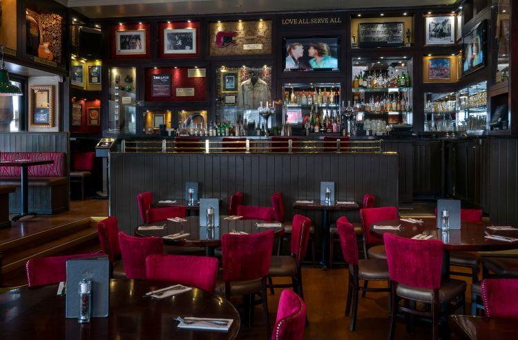 Hard Rock Cafe in Mayfair