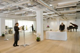 blank canvas space at level 6 soho
