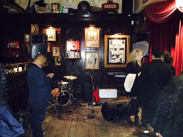 live gig venues at hard rock cafe
