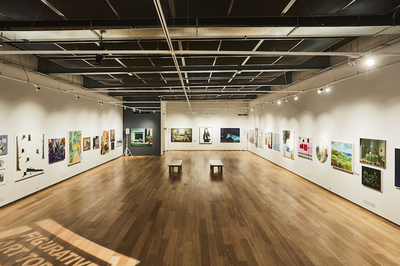 Mall Galleries: Bold exhibition spaces in an iconic location