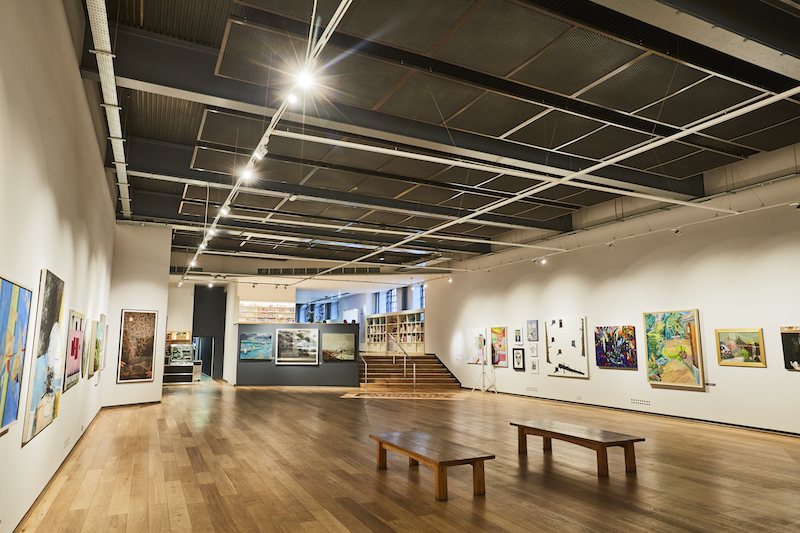 These central London gallery spaces are also available for exhibition hire.