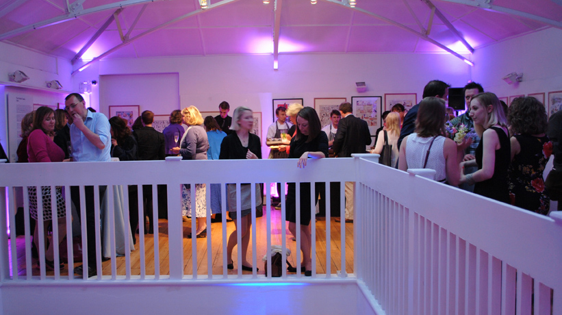 the Cartoon Museum's quirky collection makes a colourful backdrop for private events, such as drinks receptions, launches and leaving parties.