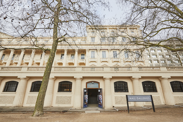 Mall Galleries plays regular host to the UK's leading open art competitions, as well as other temporary exhibitions of contemporary sculpture, photography and the visual arts.