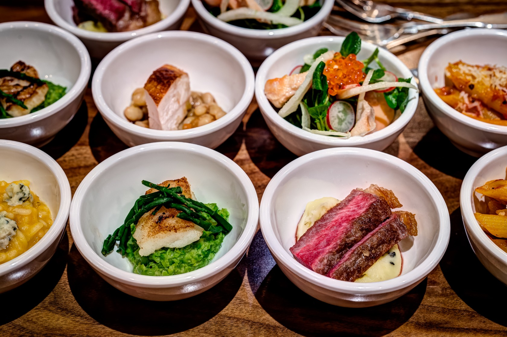 there's never been a better time to host a private dining event