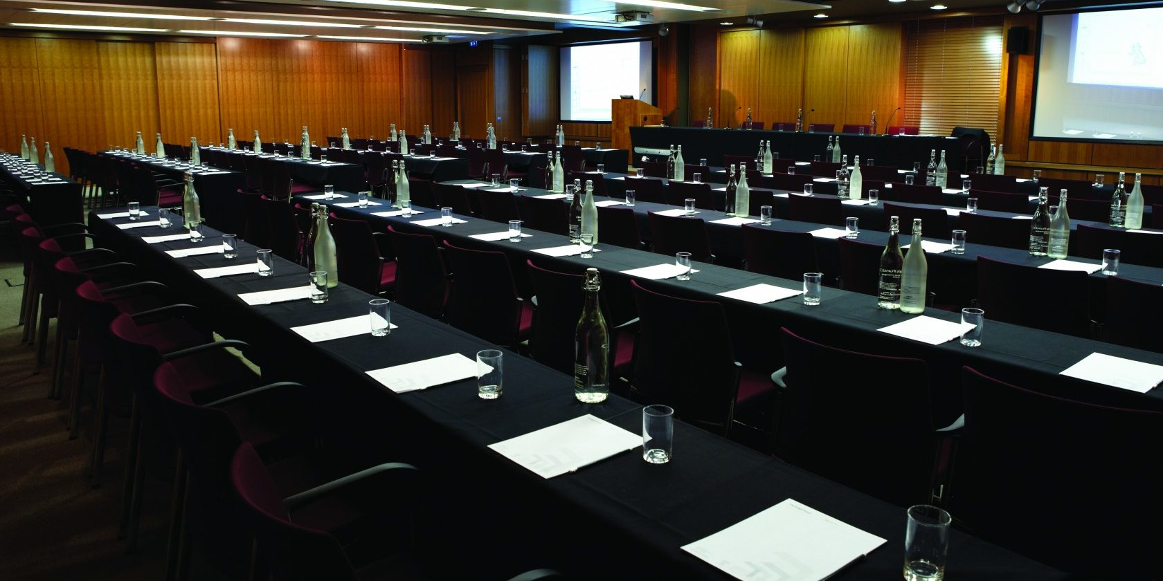 Event seating arrangements: What's the best for your event