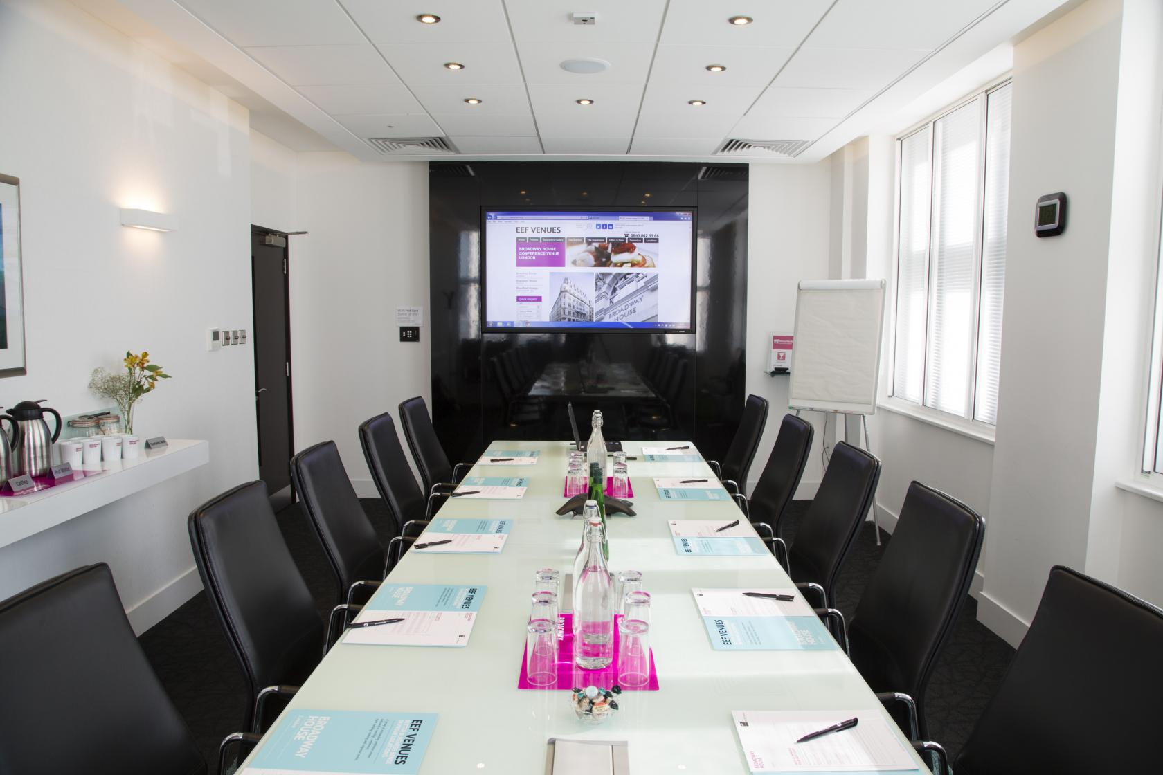 Situated in the heart of Westminster, Broadway House is a prestigious Edwardian-style conference venue with a distinctly modern feel.