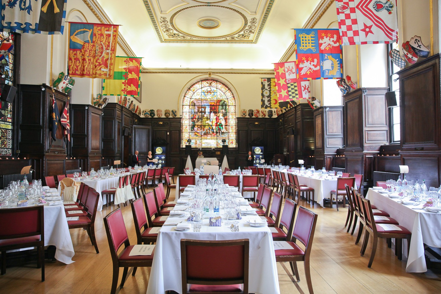 Stationers Hall: immerse your guests in London history