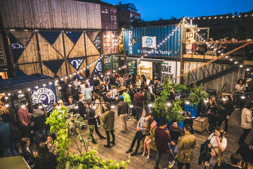 Pop Brixton: the cool urban space at the heart of Brixton's revival