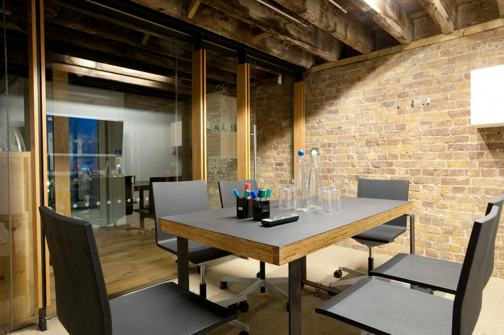 Impact Hub is a groundbreaking space for hosting meetings, workshops, conferences and training events.