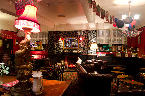 Affectionately known as 'the Cav', this cosy south London venue will add a healthy dose of Christmas cheer to your end-of-year get-together.