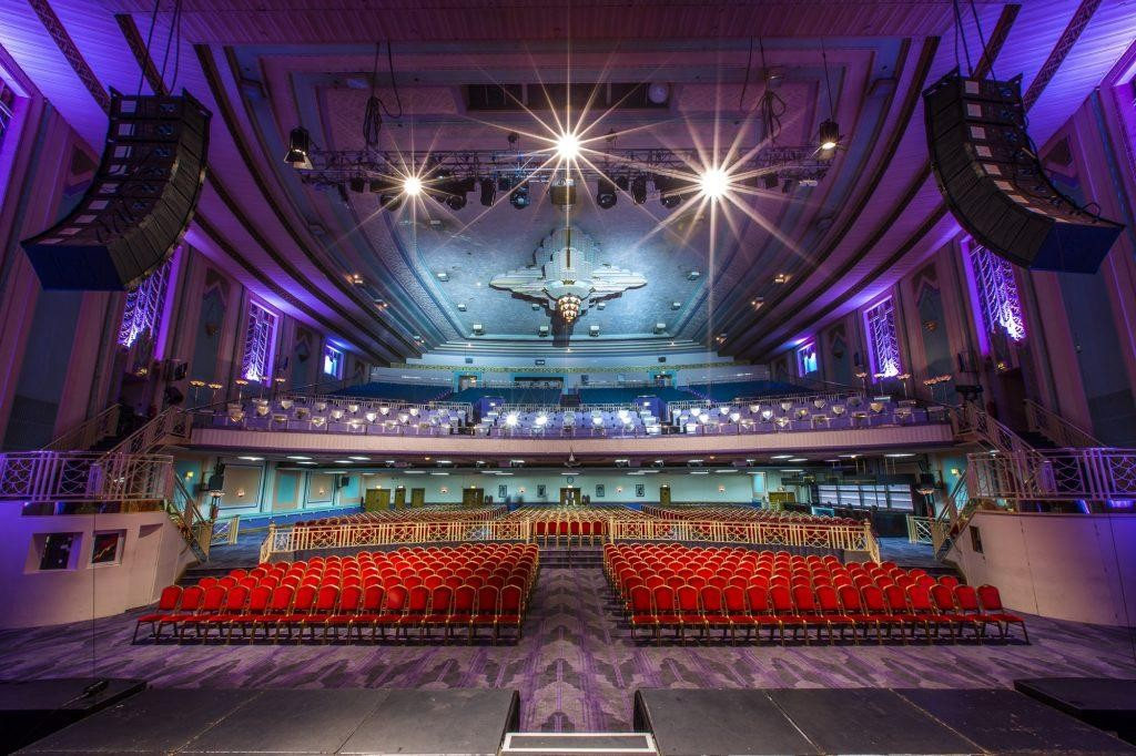 Troxy, an Art Deco hall in Limehouse, is the ultimate venue for large MICE events in London.