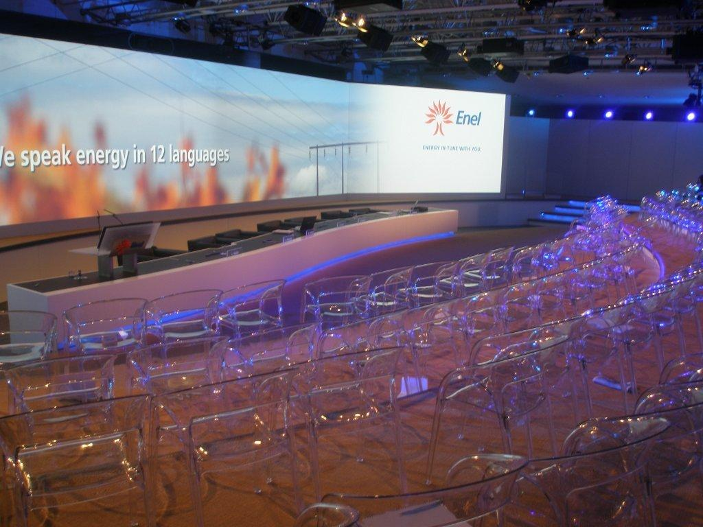 Ideal for conferences, AGMs and exhibitions, the Congress Hall boasts the latest in high-tech equipment.