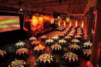 The Grand Hall at Old Billingsgate is a large venue for hire in London.