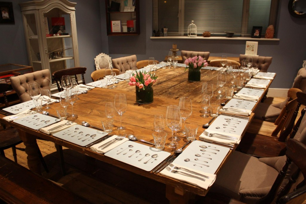Cactus Kitchens in Clapham is a great choice for your next supper club event.