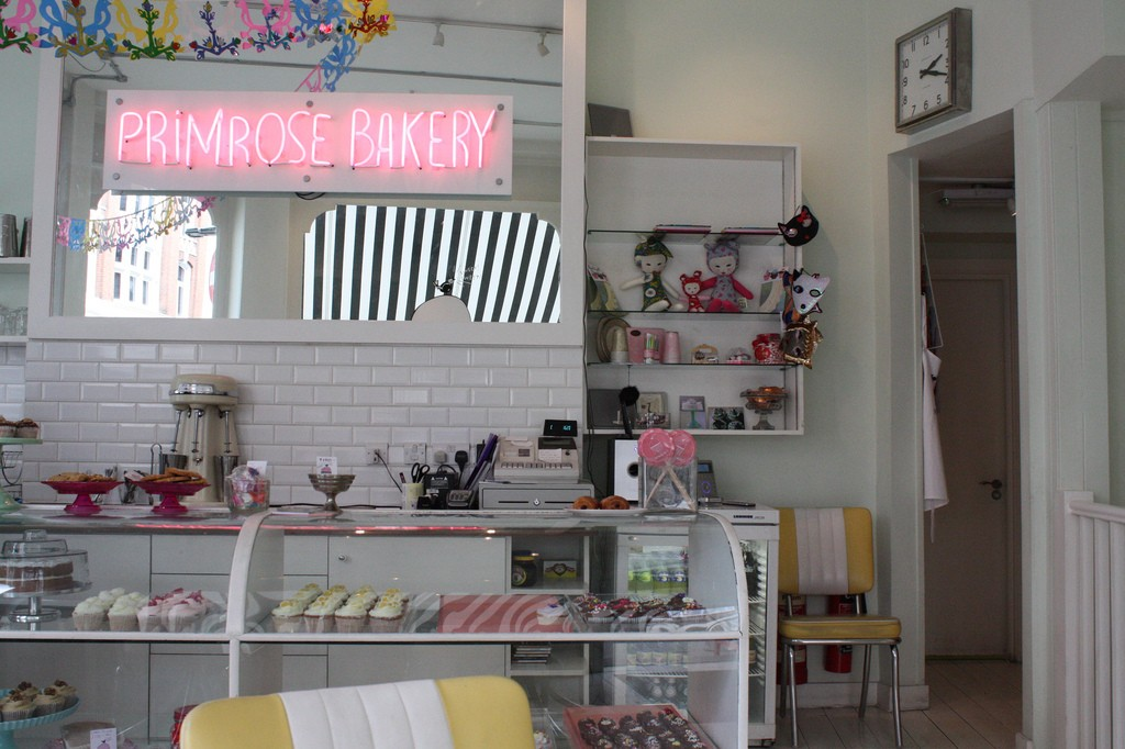 For a fun off-site event head to Primrose Bakery and enjoy a private cupcake masterclass!