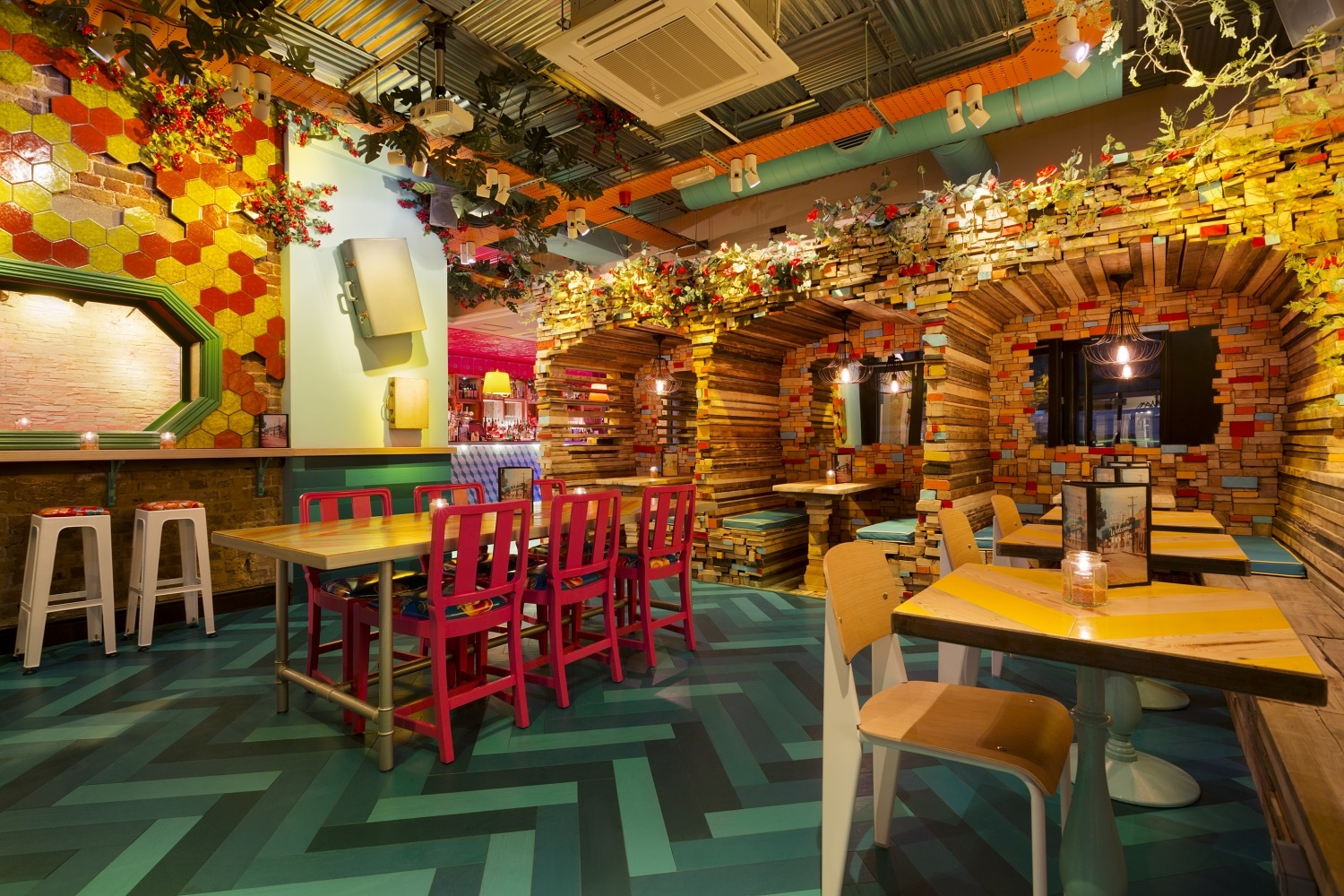 Barrio Shoreditch is one of London's best Latin bars for hire.