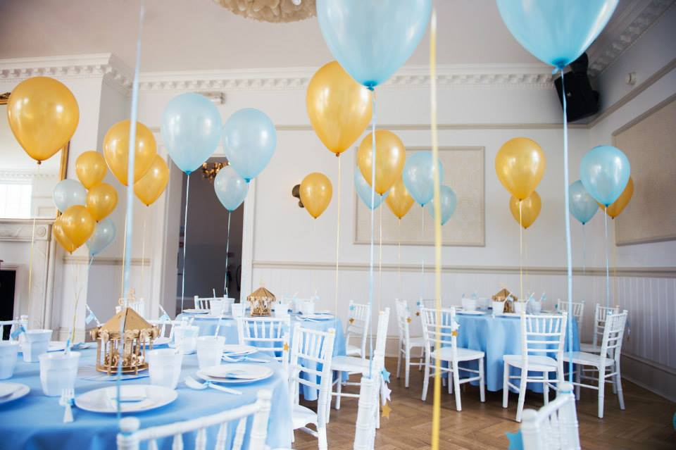 Belair House has a a skilled in-house events team to help you with all your party planning needs.