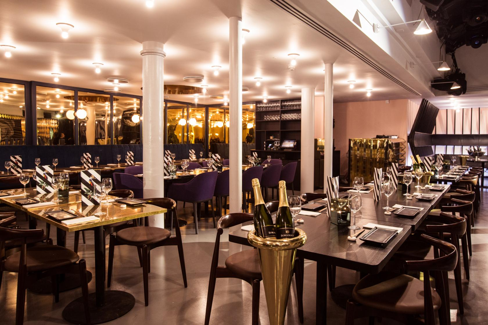 Circus is a luxe Covent Garden venue hire option.