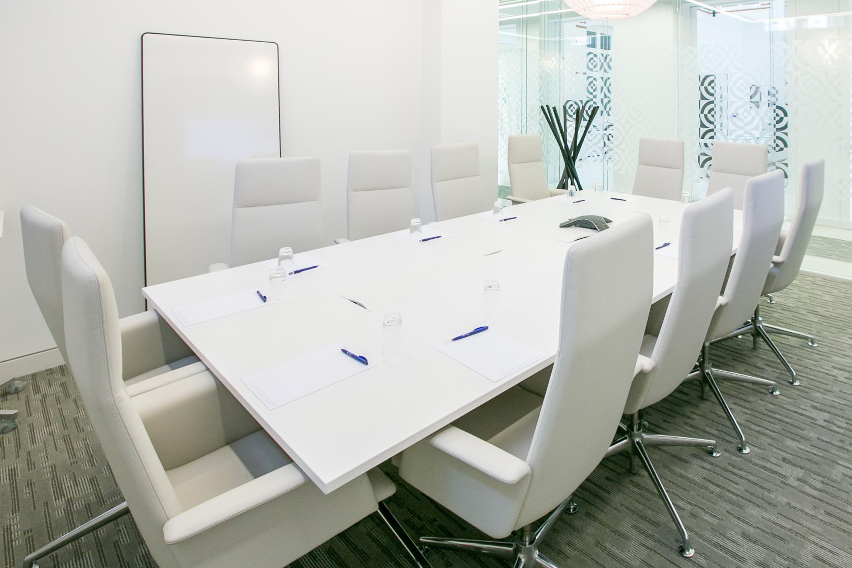 G10 at 30 Euston Square is a favourite for Covent Garden business meetings.