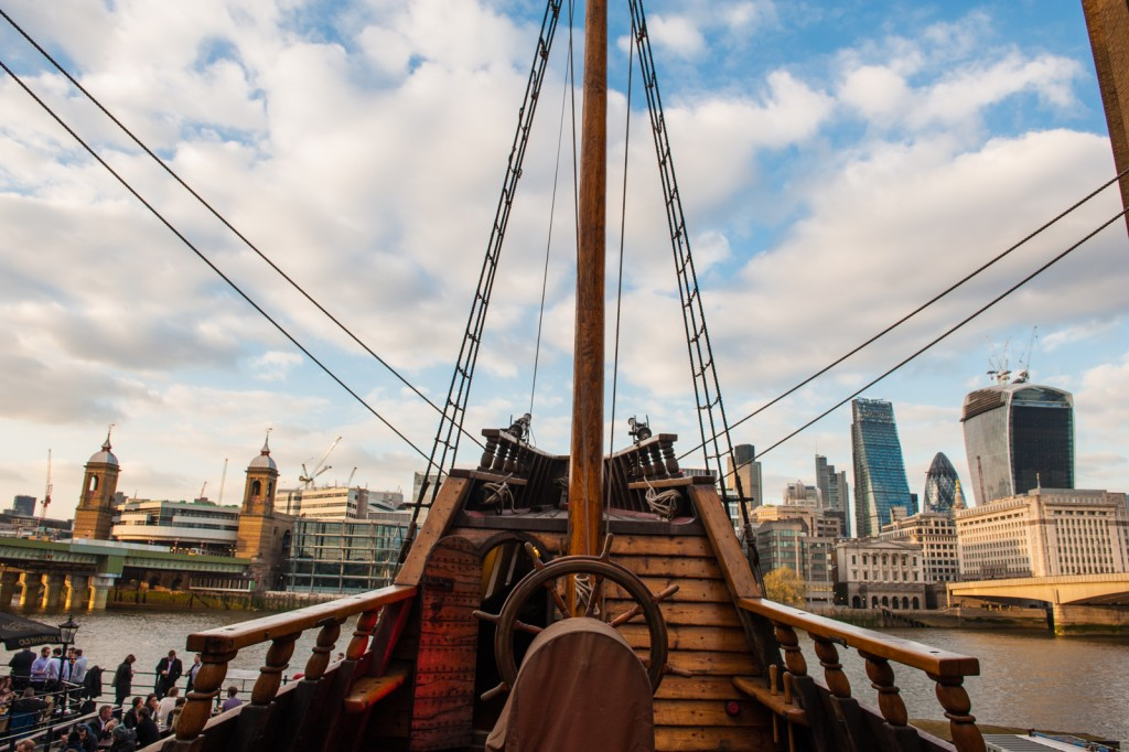 Being one of the most unique London Bridge venues, Golden Hinde is the perfect choice for a memorable event of any kind.