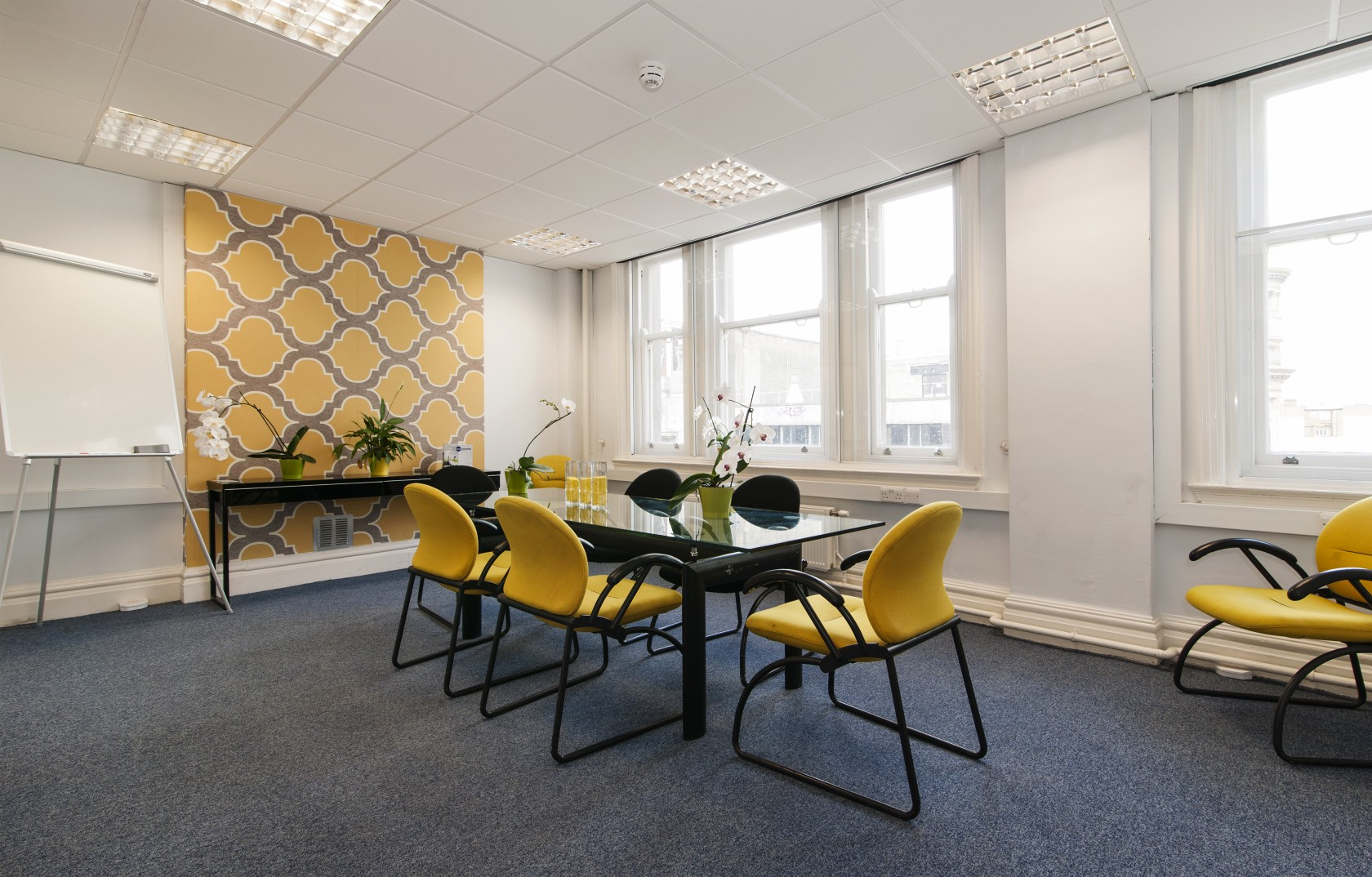 Help swing the deal in your favour by hiring one of Covent Garden's top meeting spaces.