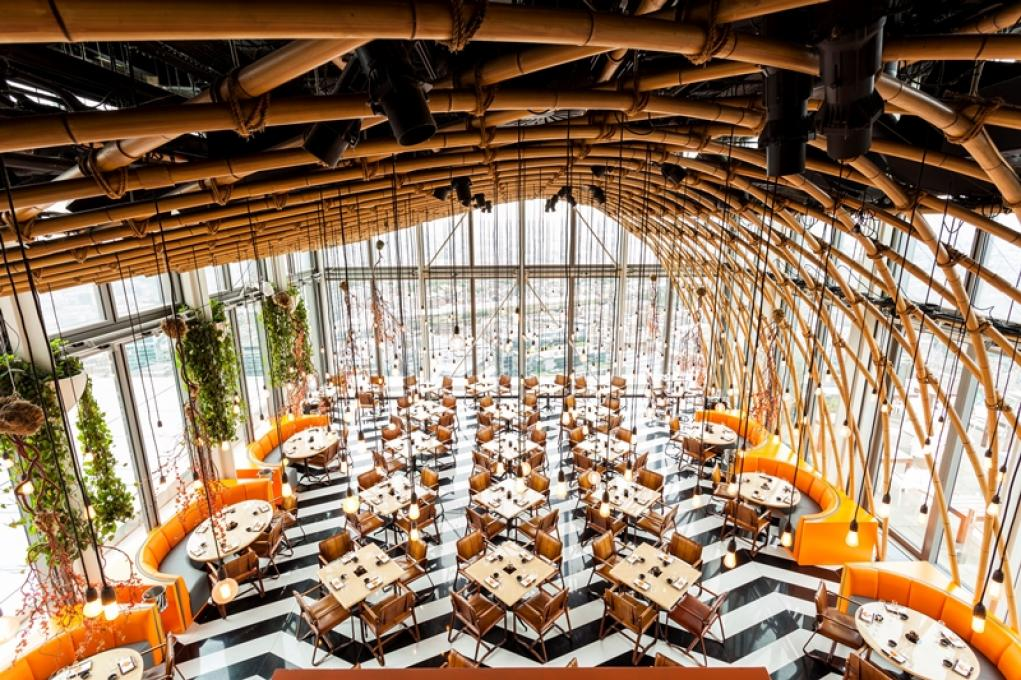 Hiring a great venue, like Sushisamba in London, should be at the top of your event planning checklist.