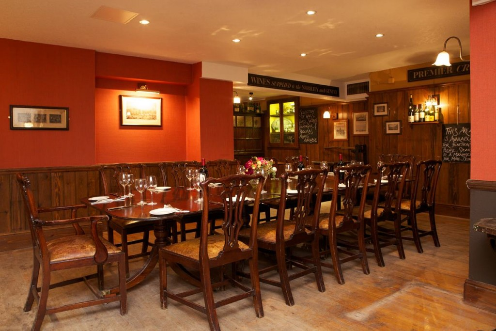 The Boot and Flogger is a pub with private dining rooms in London Bridge. This one is perfect for all kinds of private and corporate events.
