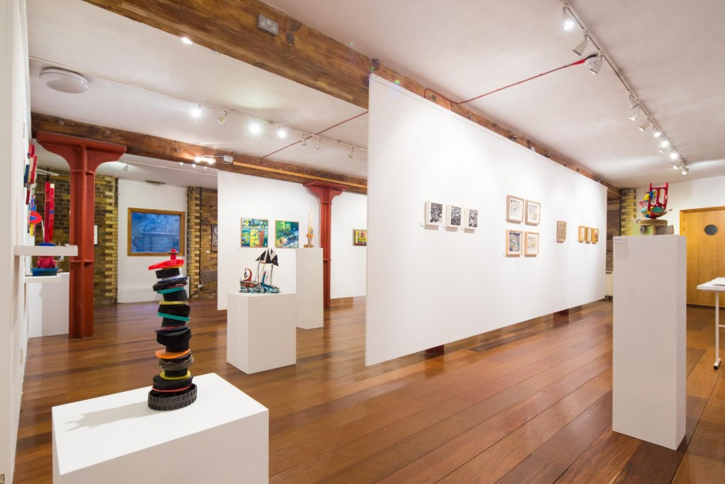 If you're looking for a dry hire space in London Bridge, Southwark's Menier Gallery is the right choice.