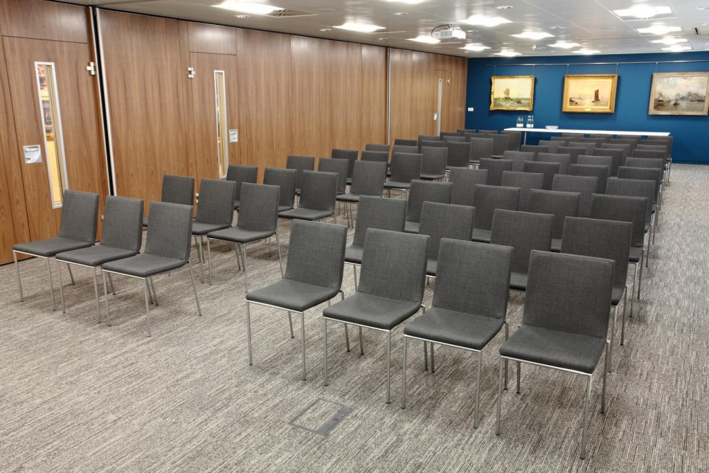 The UK Chamber of Shipping is a modern and spacious conference venue in London Bridge.