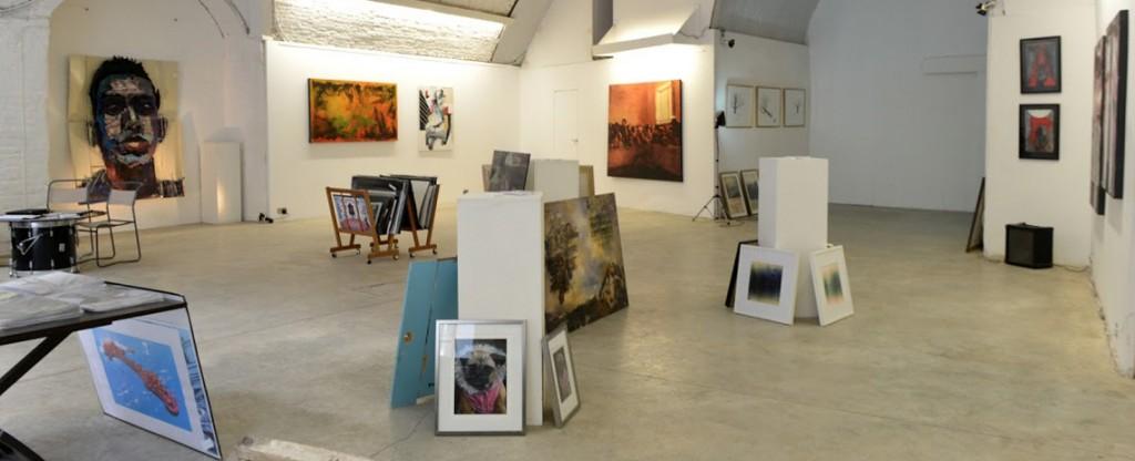 Underdog Gallery is a multi-purpose gallery space in London Bridge.