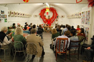 If you're looking for an accessible blank space venue in South London, C.A.F.E Sunshine International Arts is the perfect choice for your event.