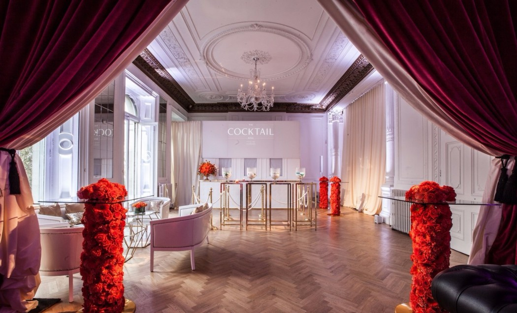 One Belgravia can be hired for conferences, product launches and private parties.