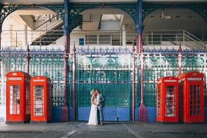 St Bart's Brewery makes an offbeat wedding venue for up to 120 guests.