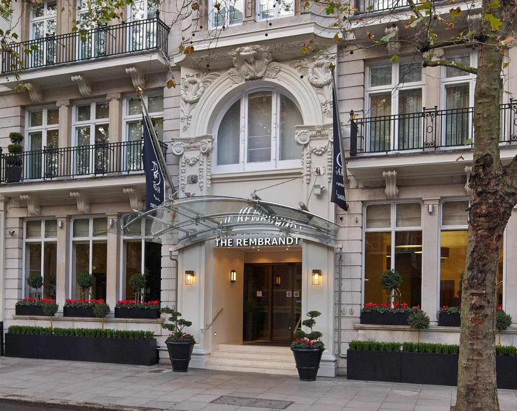 The Satin Package at the Rembrandt Hotel is one of London's best value wedding offers.