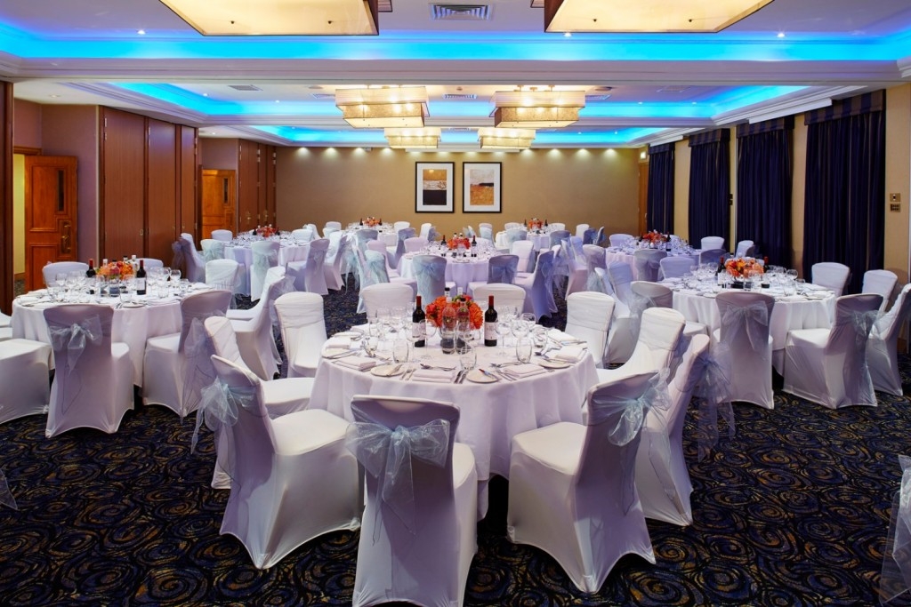 Located in elegant Kensington, the historic Rembrandt Hotel is perfect for a traditional London wedding.