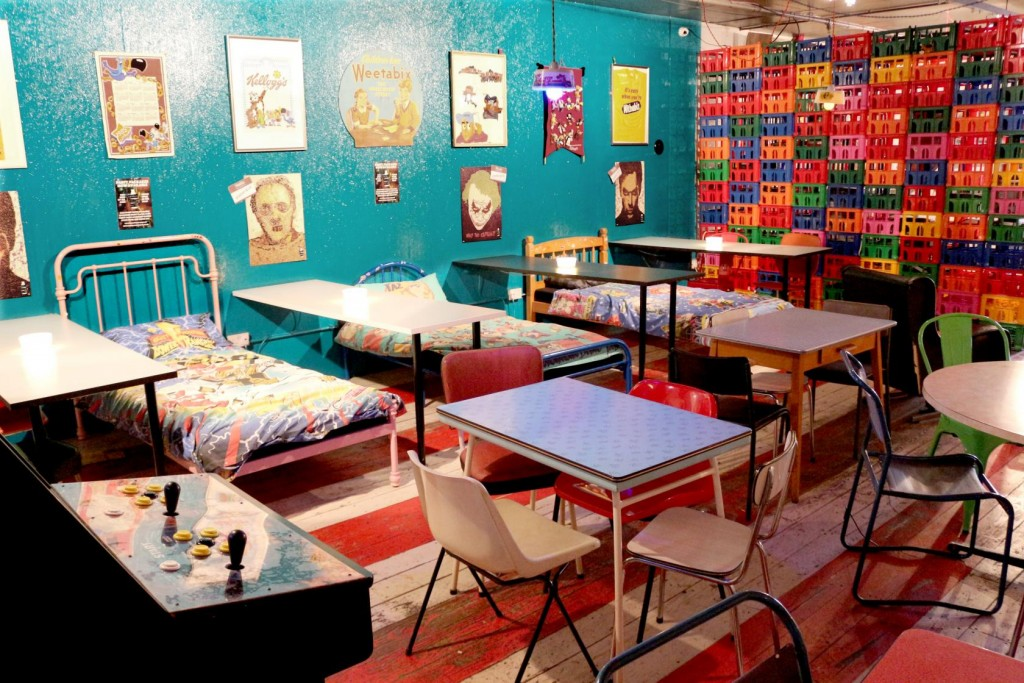 30th Birthday Party Venue Ideas for London - Cereal Killer Cafe, Camden Town