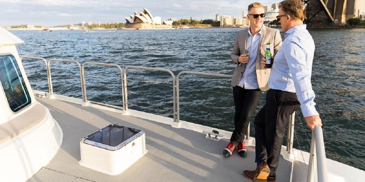 Corporate event ideas sydney - corporate cruises
