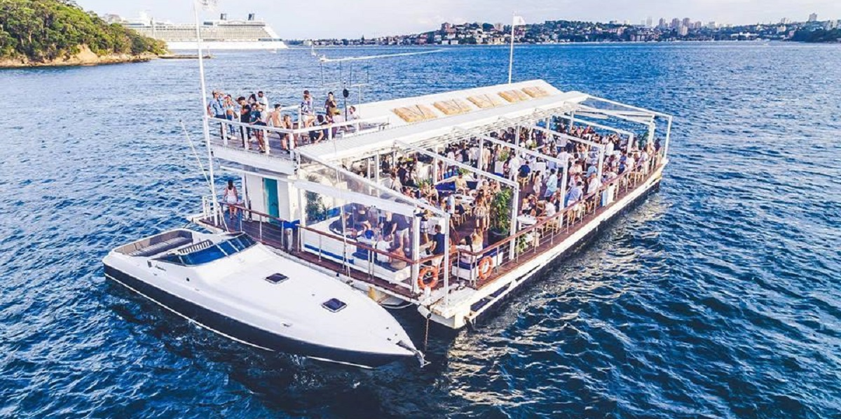 Corporate event ideas sydney - exclusive beach party